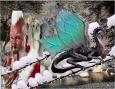 поздравительная открытка +на новый год