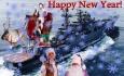 Новый год открытки +на английском английская