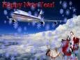 Новый год, открытки +на английском,английская