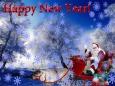 английские открытки +с новым годом