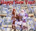 Happy New Year открытка