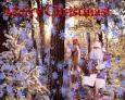 открытка с надписью merry christmas
